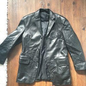 Other - Men's Alfani Leather Jacket - R38